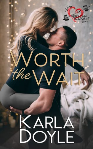 Worth the Wait by Karla Doyle book cover